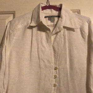 Zara blouse with buttons